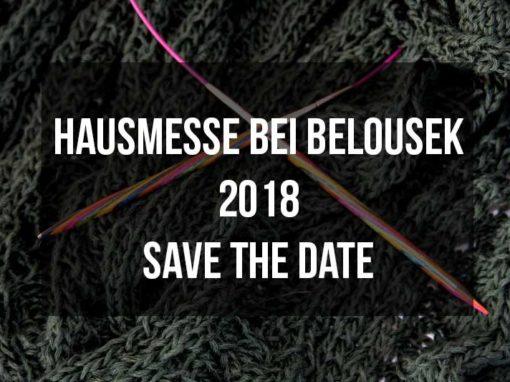 Hausmesse 2018